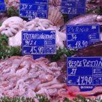 ラベルが決め手。イタリアでの魚の選び方