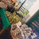 カラブリア州山村の市場で地場産品をGet!
