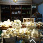 新装開店・コゼンツァ山村の市場