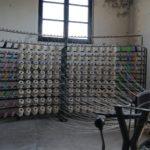 カラブリア州に1軒だけ。最後の羊毛織物工房へ