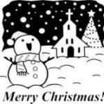 本日祝日・クリスマスです♡