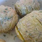 簡単で見栄えのするオモテナシ料理を求めて。ジャガイモの副菜